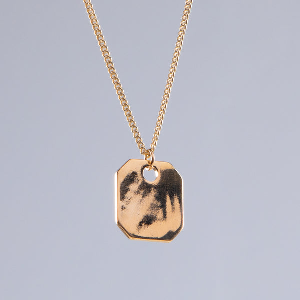 Solid Gold Butterfly Effect Chain