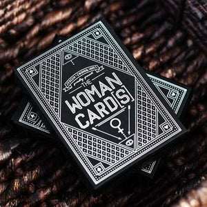 The woman cards - kortlek