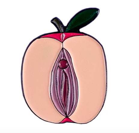 Apple - Pin