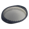 Silicone Tart Baking Pan - Grey Translucent