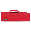 8 Pocket Red Knife Roll