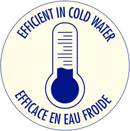 Efficient in cold water