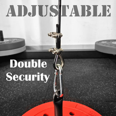 Fitness Pulley Cable System - Activthlete Wear