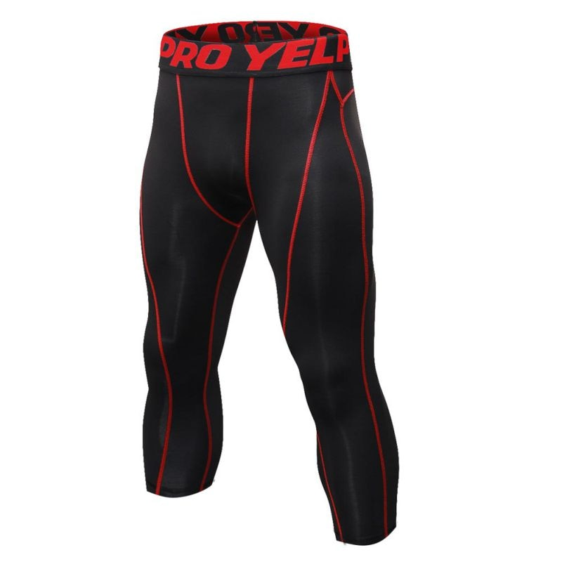 Men's Running Sports Leggings - Activthlete Wear