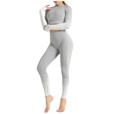 yoga Long Sleeve Suits