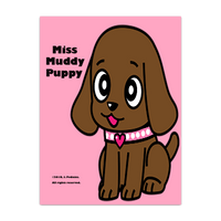 Miss Muddy Puppy poster