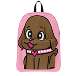 Miss Muddy Puppy backpack