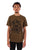 'Ellington' T Shirt - Olive