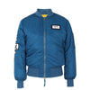 Punk Royal 'Verdi' Bomber Jacket - Blue 1