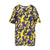 Punk Royal 'Cabrini' T Shirt - Navy / Yellow Camo 1