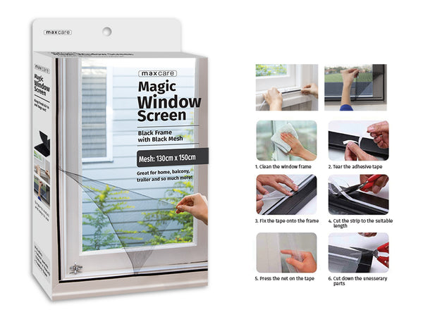 Magic Window Screen - Grocery Deals