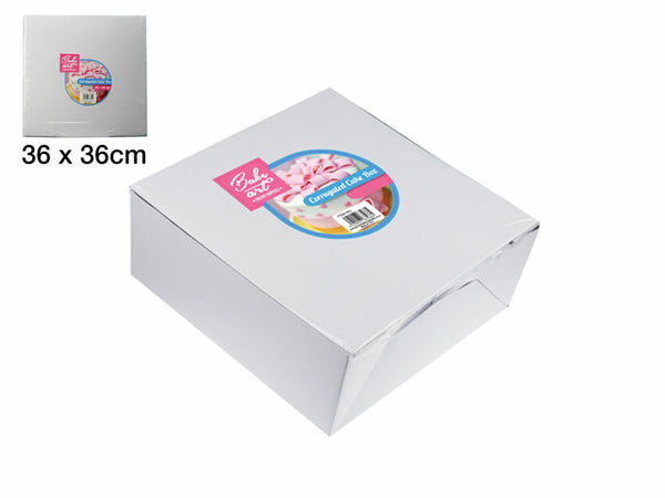 Corrugated Cake Box 36cm-36cm