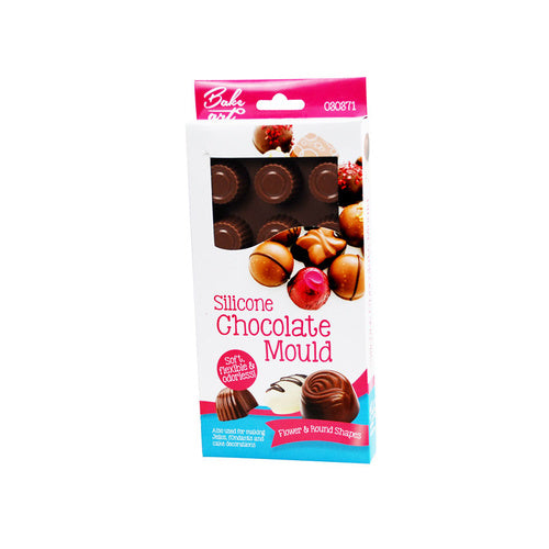 Silicone Chocolate Mould - Grocery Deals