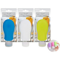 Travel Silicone Lotion Bottle - Grocery Deals
