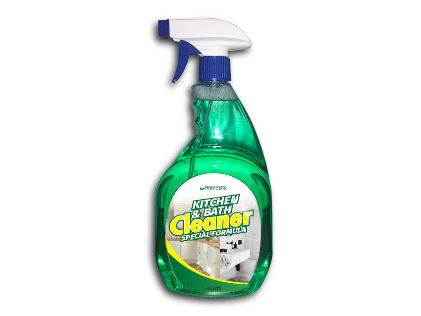 Kitchen & Bathroom Cleaner - Grocery Deals