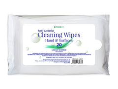 Anti-Bacterial Cleaning wipes