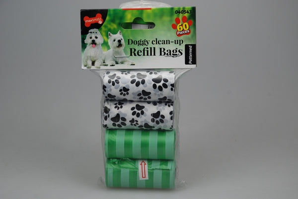 Doggy Clean-up Refill Bags - Grocery Deals