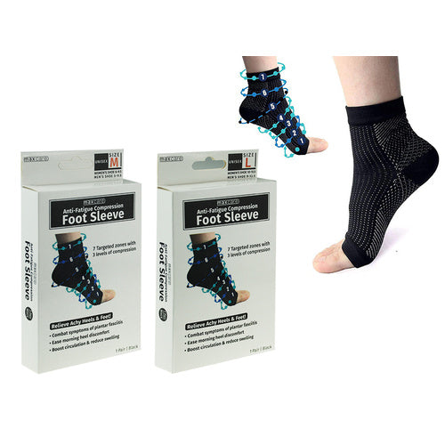 Anti-Fatigue Compression Foot Sleeve - Grocery Deals