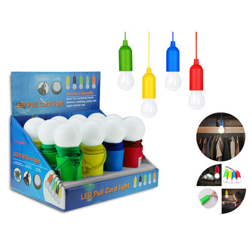 Pull String LED Light - Grocery Deals