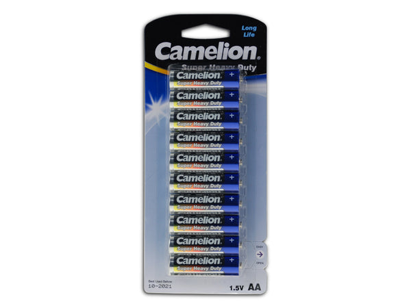 Camelion AA Super Heavy Batteries 10 pack - Grocery Deals