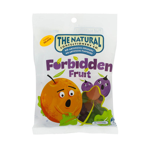 The Natural Confection company forbidden fruit