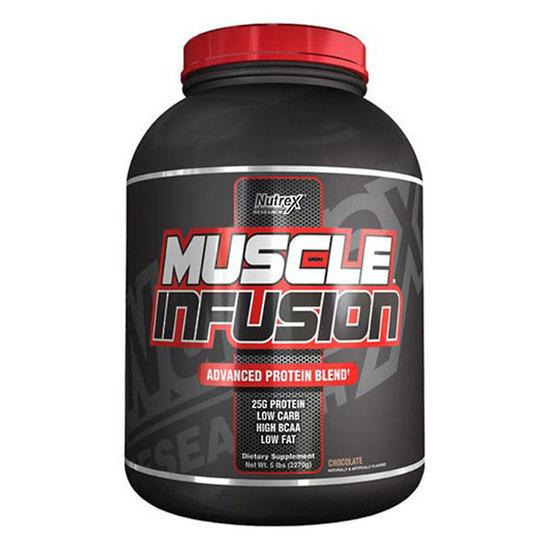 Nutrex Muscle Infusion 5Lb Double Combo - Grocery Deals