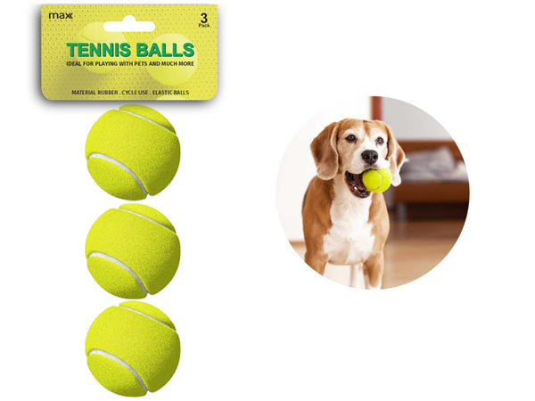 3 Pack Tennis Balls - Grocery Deals