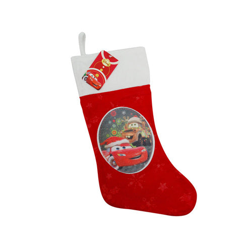 Disney Cars Xmas Stocking - Grocery Deals