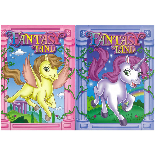 Fantasy Land Colouring Book - Grocery Deals