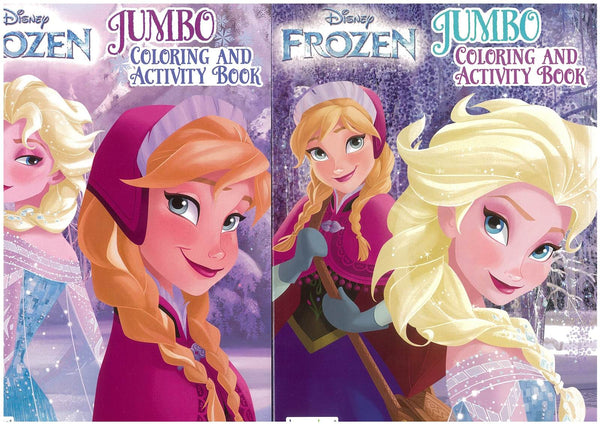 Frozen - Colouring and Activity Book - Grocery Deals