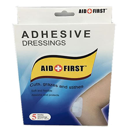 Clear Adhesive Waterproof Dressing - Grocery Deals