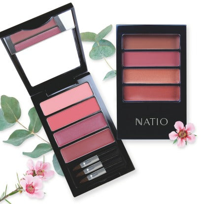 NATIO LIP PALETTE - Grocery Deals