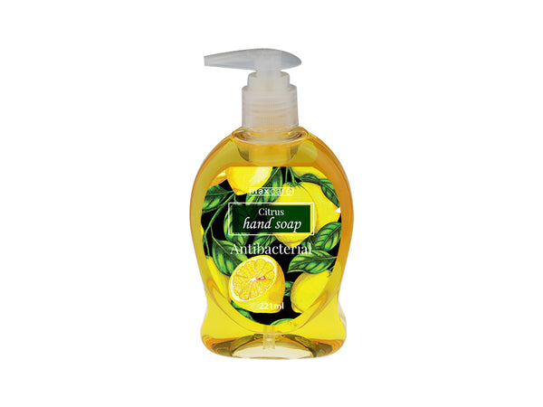 Maxcare Antibacterial Hand Soap Citrus - Grocery Deals