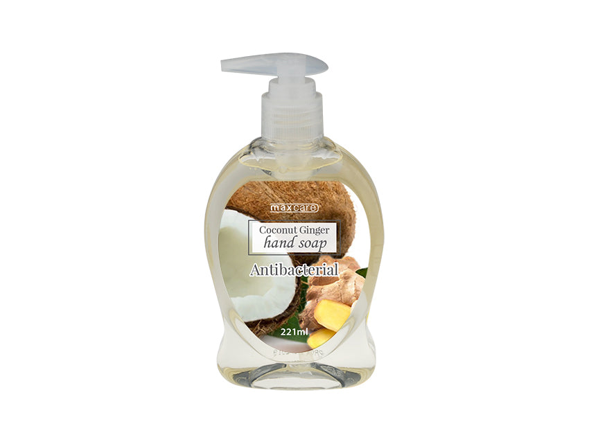 Maxcare Antibacterial Hand Soap Coconut Ginger - Grocery Deals