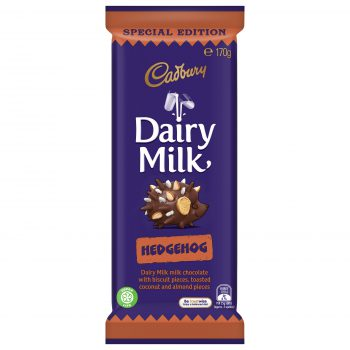 Cadbury Dairy Milk Hedghog - Grocery Deals