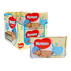 Huggies Baby Wipes Pure 56 pack - Grocery Deals