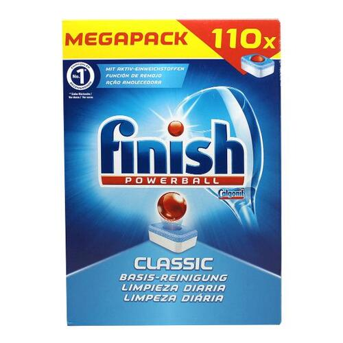 Dishwashing MegaPack 110 Tablets