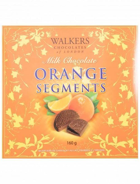 Walkers orange segments