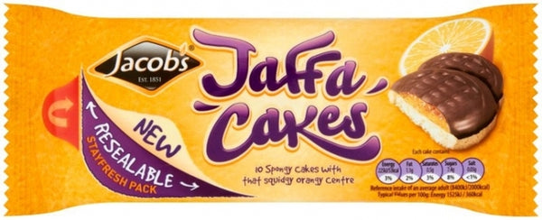 Jacobs Jaffa Cakes - Grocery Deals