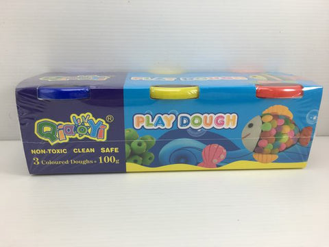 Play Dough 3 Pack