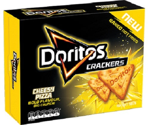 Doritos Crackers Chessy Pizza - Grocery Deals