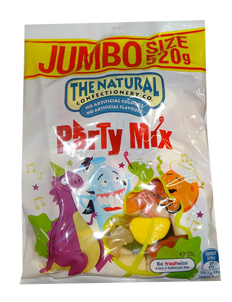 The Natural Confectionary Party Mix