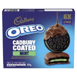 Oreo Cadbury Coated Biscuits - Grocery Deals