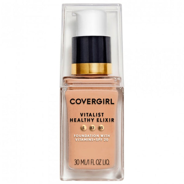 COVERGIRL Vitalist Healthy Elixir Foundation - Grocery Deals