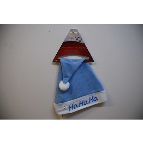 Baby's Blue Santa Hat - Grocery Deals