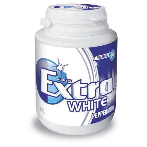 Wrigleys Extra White Gum Peppermint - Grocery Deals