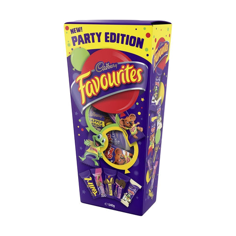 Cadbury Favourites Party Edition