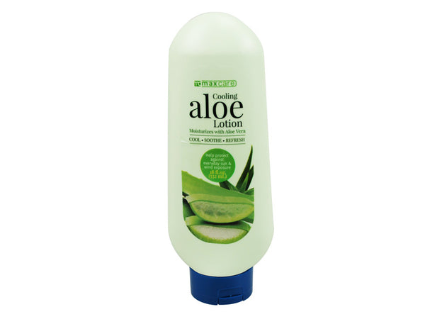 Maxcare Body Lotion Aloe Vera 532ml - Grocery Deals