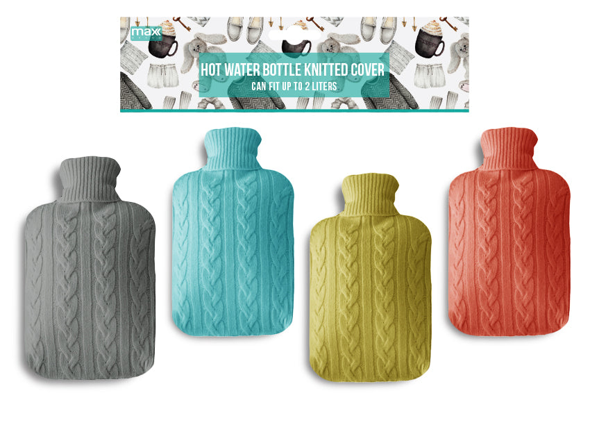 Hot Water Bottle Covers - Grocery Deals
