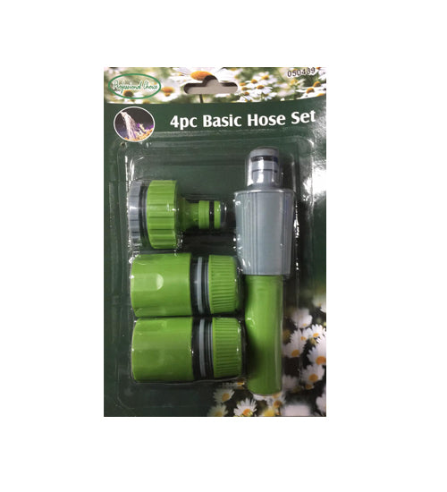 Professional Choice 4Pc Basic Hose Set - Grocery Deals